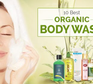 best organic body wash