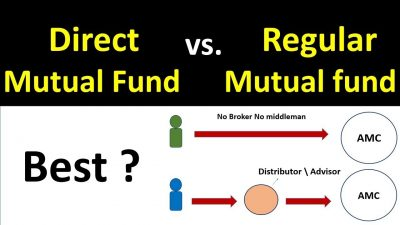 What Is The Difference Between Direct And Regular Mutual Funds