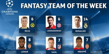 Play in the famous fantasy football league online